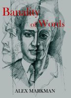 Cover for 'Banality of Words'