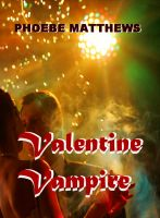 Cover for 'Valentine Vampire'