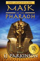 Cover for 'The Legionnaire: Mask of the Pharaoh'