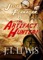Cover for 'The Artifact Hunter'