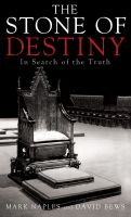 Cover for 'The Stone of Destiny: In Search of the Truth'