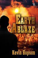 Cover for 'Earth Ablaze'
