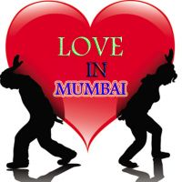 Cover for 'Love in Mumbai'