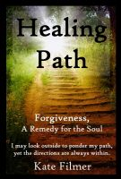 Cover for 'Healing Path - Forgiveness'