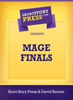 Cover for 'Mage Finals'