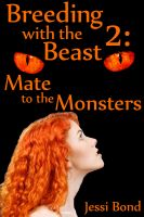 Cover for 'Breeding with the Beast 2: Mate to the Monsters'