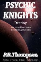 Cover for 'Psychic Knights - Destiny'