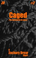 Cover for 'Caged'
