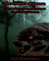 Cover for 'The Hound of Doom'