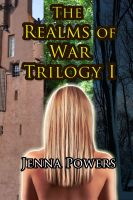 Cover for 'The Realms of War Trilogy 1 (Fantasy Goblin/Werewolf/Troll Gangbang Sex Erotica)'