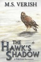 Cover for 'The Hawk's Shadow (A Tale from Secramore - Fantasy Novelette)'