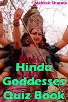 Cover for 'Hindu Goddesses Quiz Book'