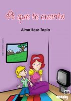 Cover for 'A Que Te Cuento'