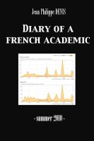 Cover for 'Diary of a French Academic'