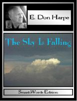 Cover for 'The Sky Is Falling'
