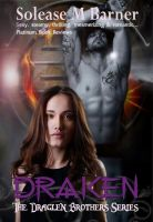 Cover for 'The Draglen Brothers - DRAKEN (BK 1)'