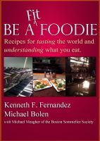Cover for 'Be A Fit Foodie'