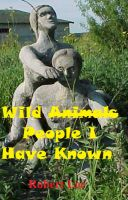 Cover for 'Wild People I Have Known'