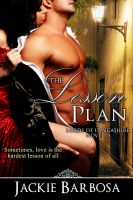 Cover for 'The Lesson Plan (A Lords of Lancashire Novella)'