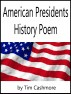 American Presidents History Poem by Tim Cashmore
