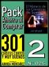 Pack Ahorra al Comprar 2 (Nº 025): 301 Chistes Cortos y Muy Buenos & El Misterio de los Creadores de Sombras by PROMeBOOK