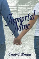 Cover for 'Immortal Mine'