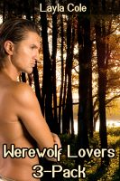 Cover for 'Werewolf Lovers 3-Pack (m/m Werewolf Erotica)'