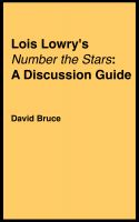 "Cover for 'Lois Lowry's ""Number the Stars"": A Discussion Guide'"