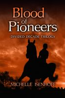Cover for 'Blood of Pioneers'