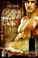 Cover for 'A Bid for Love'
