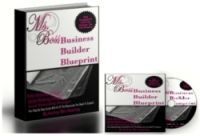 Cover for 'Ms.Boss Business Builder  Blueprint'