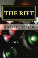 Cover for 'The Rift'