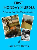 Cover for 'First Monday Murder'