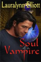 Cover for 'Soul of a Vampire'