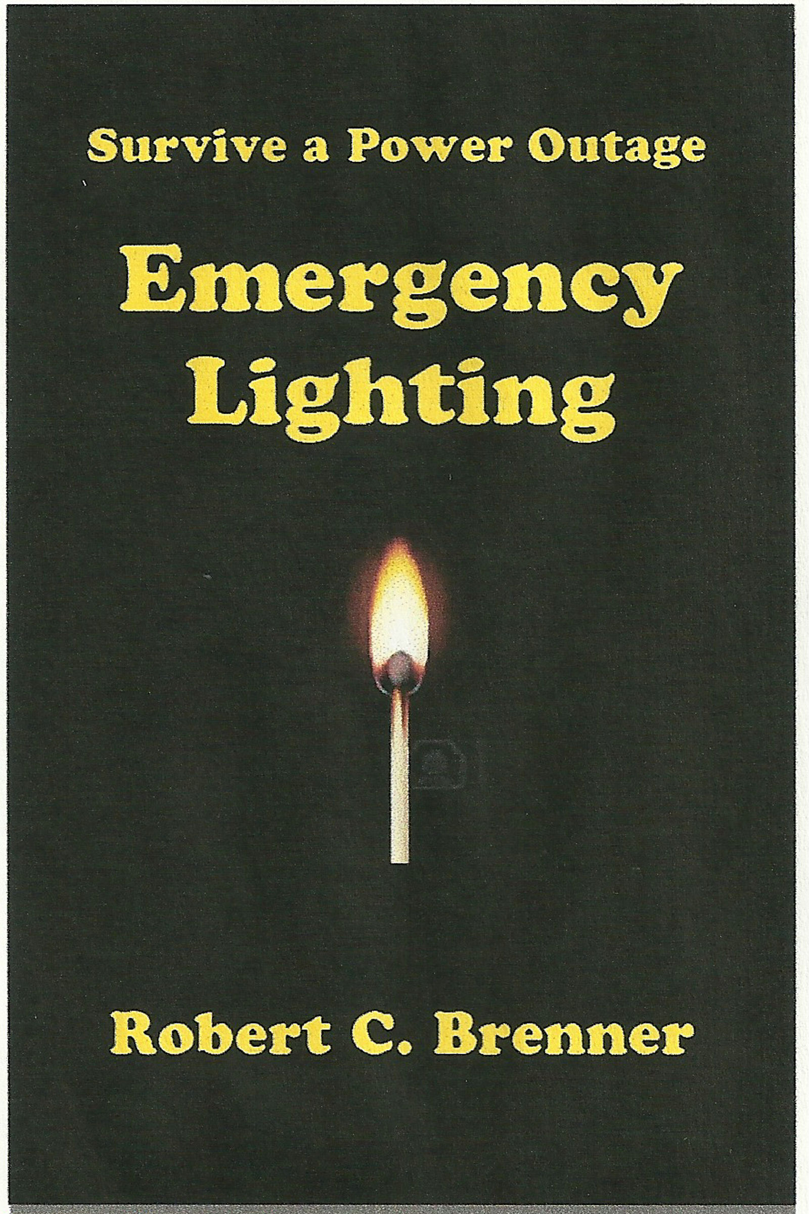 Robert C. Brenner - Survive a Power Outage: Emergency LIghting