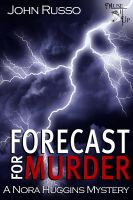 Cover for 'Forecast for Murder'