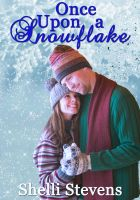 Cover for 'Once Upon A Snowflake'