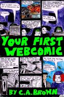 Cover for 'Your First Webcomic'