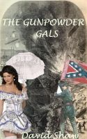 Cover for 'The Gunpowder Girls'