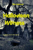 Cover for 'Halloween Witness'