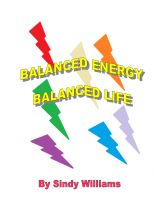 Cover for 'Balanced Energy, Balanced Life'
