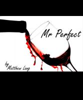Cover for 'Mr. Perfect'