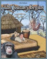 Cover for 'Animal Tales The Journey Begins'
