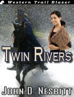 Cover for 'Twin Rivers'