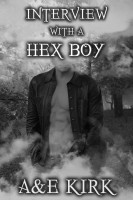 A&E Kirk - Interview With A Hex Boy (Supernatural Fun When Book Bloggers and Fantasy Demons Hunters Collide)