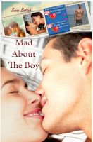 Cover for 'Mad About the Boy'
