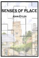 Cover for 'Senses of Place'