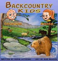 Cover for 'Backcountry Kids'