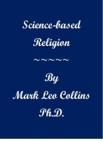 Cover for 'Science-based Religion'