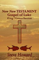 Cover for 'New New Testament Gospel of Luke'